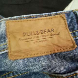 Pull & Bear Jeans Size 34