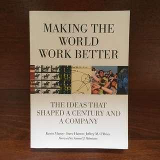 IBM, Making The World Work Better