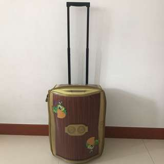 Pirate Kids Cabin Luggage