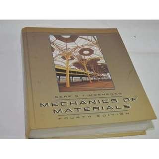 🚚 【黑人嚴選】 材料力學 mechanics of materials  fourth edition 精裝 原文書 ISBN 0-534-93429-3