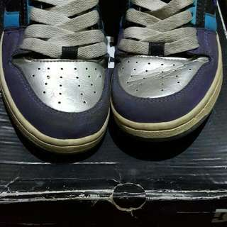 DC High Cut Shoes