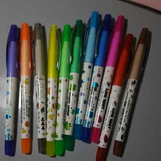 細頭水性筆