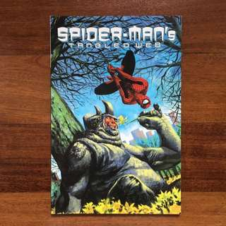 Spider-man Tangled Web