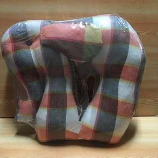 大象玩偶頸枕