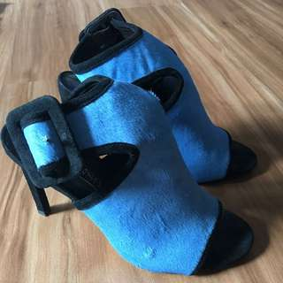 SENSO- Blue Talia Shoes