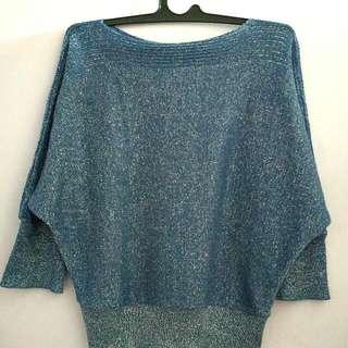 Sparkling Sweater.