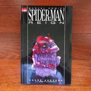 Spider-man Reign