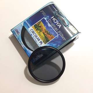 HOYA Pro-1 Digital Multi-Coated Filter Circular Polariser 52mm