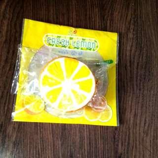 Fresh Lemon By SanQi Elan