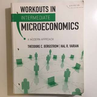 Workouts in Intermediate Microeconomics - Hal Varian