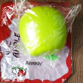 Apple Squishy By Areedy