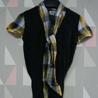 Next knitwear shirt size 10