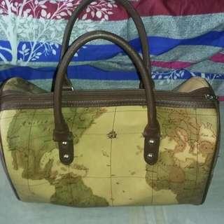 Gremito Manzoni Leather Bag