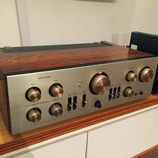 (Reduced Price) Luxman L85v Integrated Amp