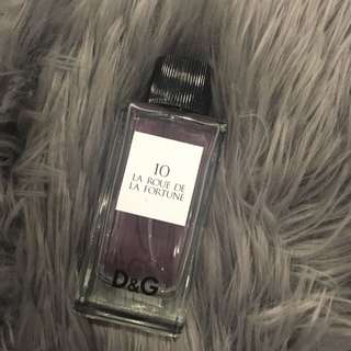 D & G Fragrance 10 La Fortune by Dolce & Gabbana