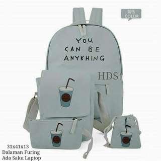 Backpack Set