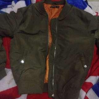 Bomber jacket Stradivarius
