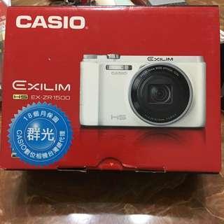 Casio -EX-ZR 1500 可議價 急售