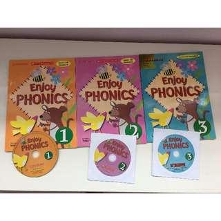 Phonics - Enjoy Phonics by Yoko Matsuka