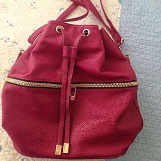 Parisian Shoulder Bag/ Backpack