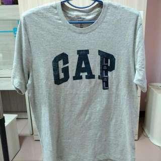 男生Gap 短袖T Shirt M號