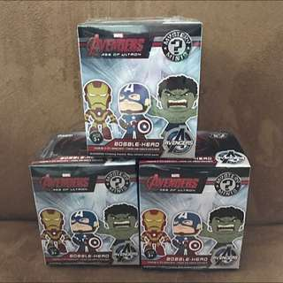 Funko Mystery Minis - marvel Avengers Age Of Ultron