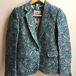 Embroided Jacket XS