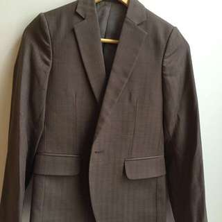 Women's Suite / Brown / Small Size