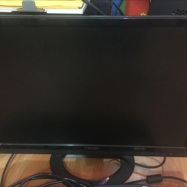 奇美電腦螢幕17吋