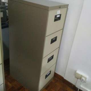 Metal File Cabinet (qty: 6 @ $50)