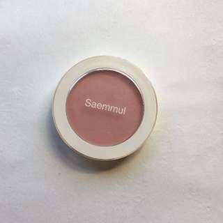 韓國 The Saem Saemmul 紫色腮紅