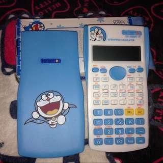 Doraemon Scientific Calculator