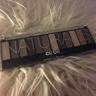 Chi Chi Naturals Eyeshadow Palette