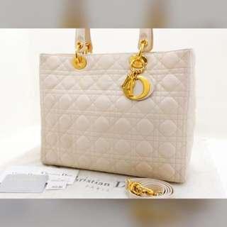 超新🔥正品Dior Lady 2way Bag