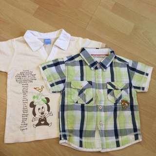 Poney & Disney Shirts