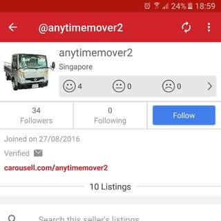 Warning (Dishonest Seller) Do Not Engage Their Service Or Purchase Stuffs From Them Seller Name: Anytime Movers Or PokemonKing