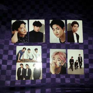 exo seasons greetings 2016 mini calendar