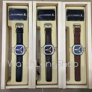 SEVEN FRIDAY WATCH! P1599