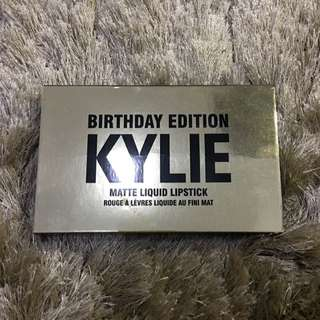 KYLIE birthday Edition