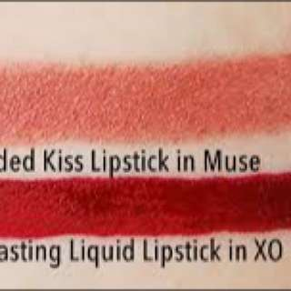 LK for Kat Von D x Too Faced Studded Kisses Lipstick In Muse