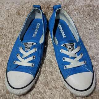 Converse Chuck Taylor All Star Slim Ballerina Blue