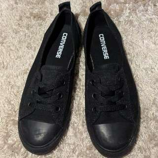 Converse Chuck Taylor All Star Slim Ballerina Black