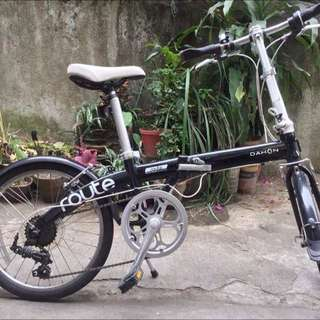 Foldable Bicycle (Dahon)