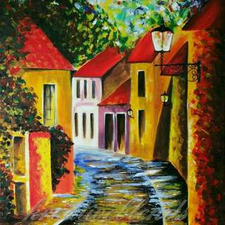 Original Artwork Painting