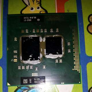 Intel Core i3-390m Laptop Processor