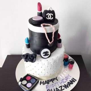 Customised Birthday Cakes