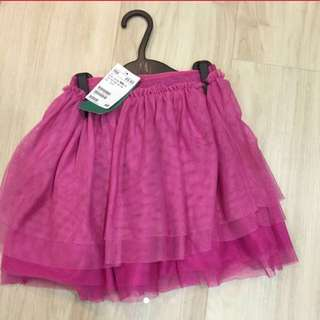 BNWT H&M Tulle Skirt