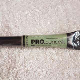 Authentic LA Girl Pro Conceal Green Corrector