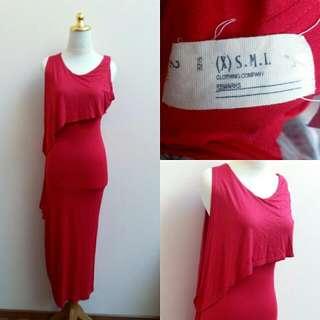 XSML Long Dress