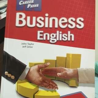Business English #我有課本要賣